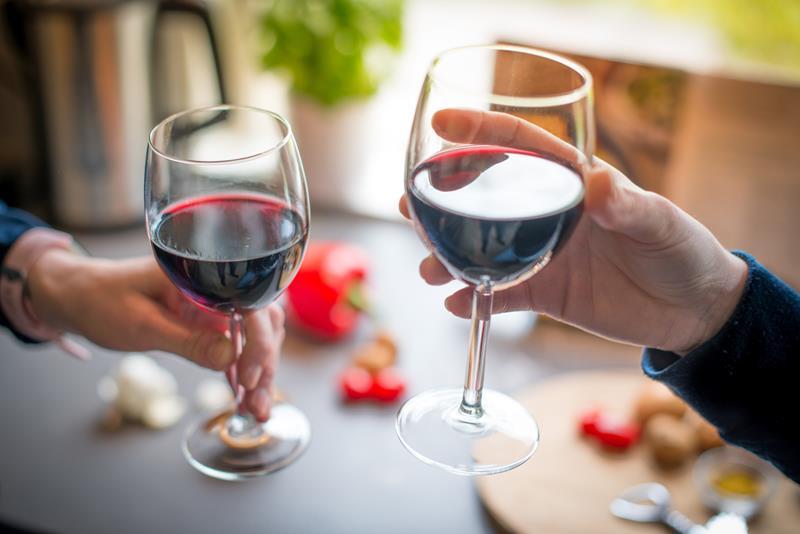 Os Quatro Tipos Básicos de Taça de Vinho