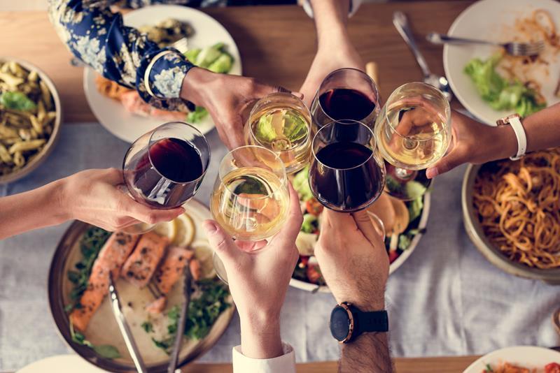 5 pratos simples para harmonizar com vinhos