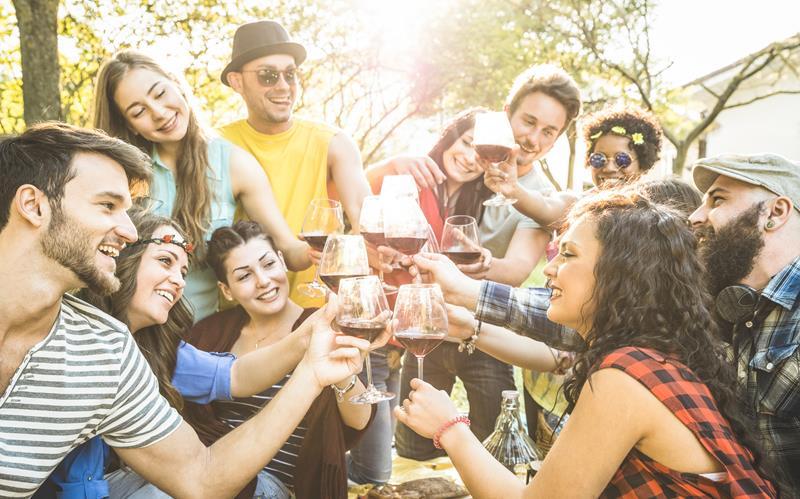 6 motivos para inserir vinho na sua alimentação diária
